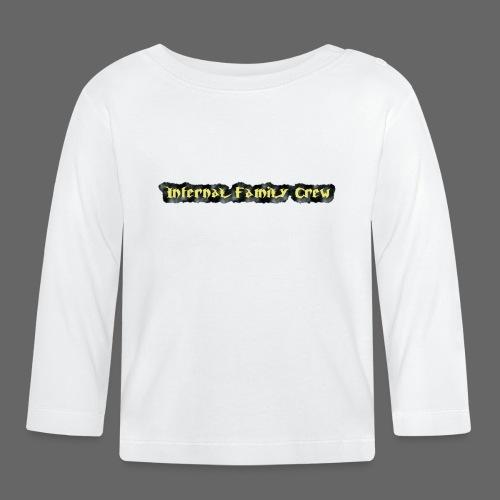 Infernal Family Crew - Langærmet babyshirt