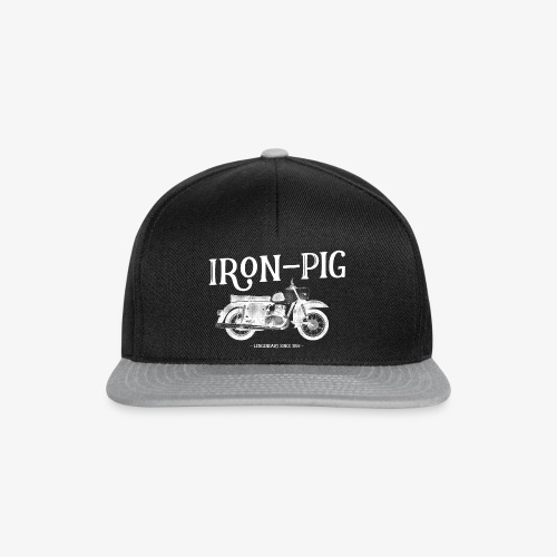 Iron Pig - Snapback Cap