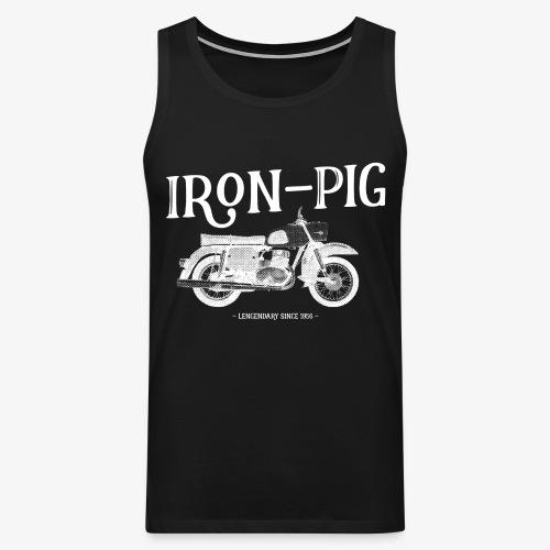 Iron Pig - Männer Premium Tank Top