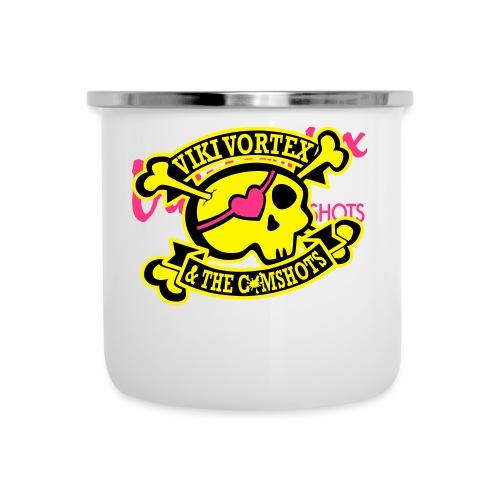 Zippy Hood Skull - Camper Mug