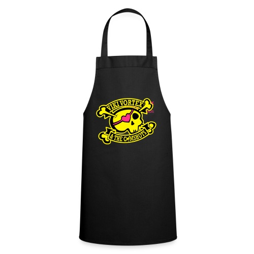 Zippy Hood Skull - Cooking Apron