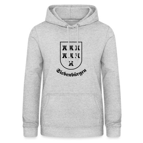 T-Shirt Sachsenwappen Siebenbürgen - Frauen Hoodie