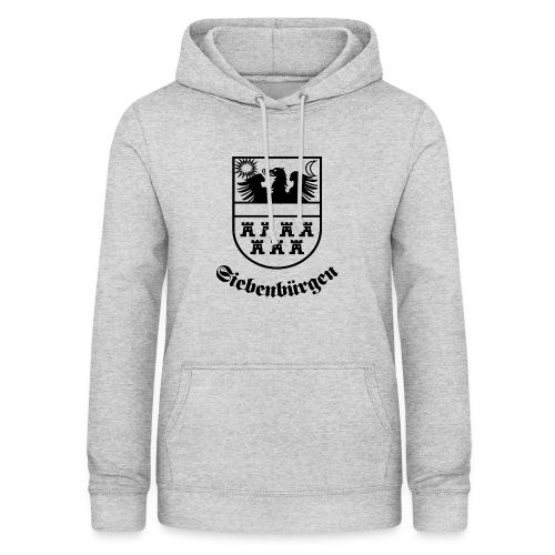 T-Shirt Siebenbürgen-Wappen Siebenbürgen hell - Frauen Hoodie