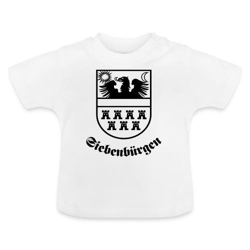 T-Shirt Siebenbürgen-Wappen Siebenbürgen hell - Baby T-Shirt