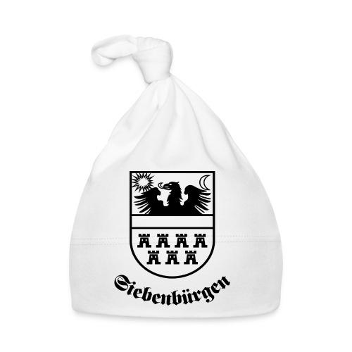 T-Shirt Siebenbürgen-Wappen Siebenbürgen hell - Baby Mütze