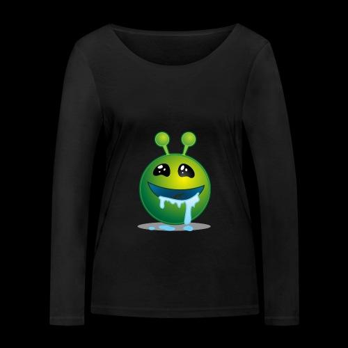 Alien - Frauen Bio-Langarmshirt von Stanley & Stella
