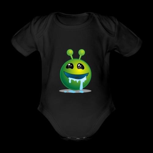 Alien - Baby Bio-Kurzarm-Body