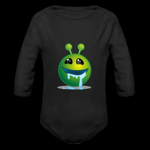 Alien - Baby Bio-Langarm-Body