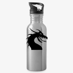 Tellerrand Motive - Trinkflasche