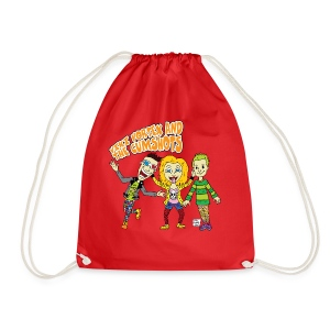 CartoonTee2017 - Drawstring Bag