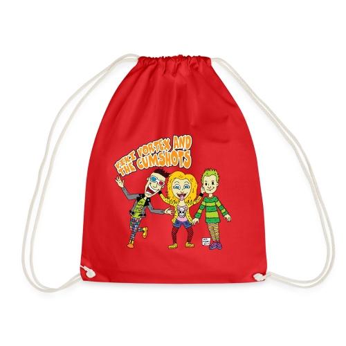 CartoonTee2017 - Drawstring Bag