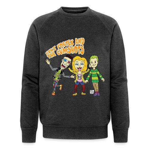 CartoonTee2017 - Men's Organic Sweatshirt by Stanley & Stella