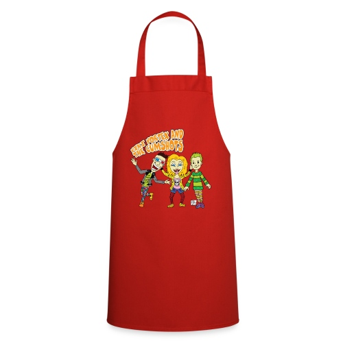 CartoonTee2017 - Cooking Apron