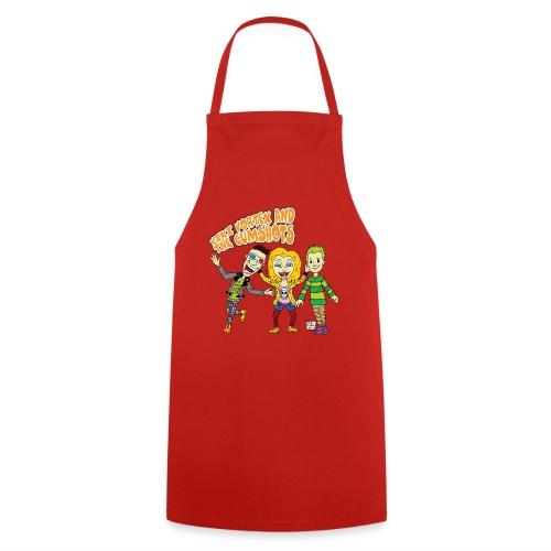 CartoonTee2017 - Cooking Apron