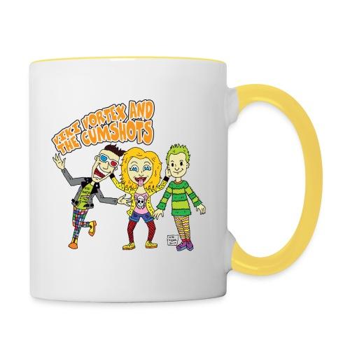 CartoonTee2017 - Contrasting Mug