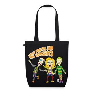 CartoonTee2017 - EarthPositive Tote Bag