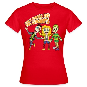 CartoonTee2017 - Women's T-Shirt