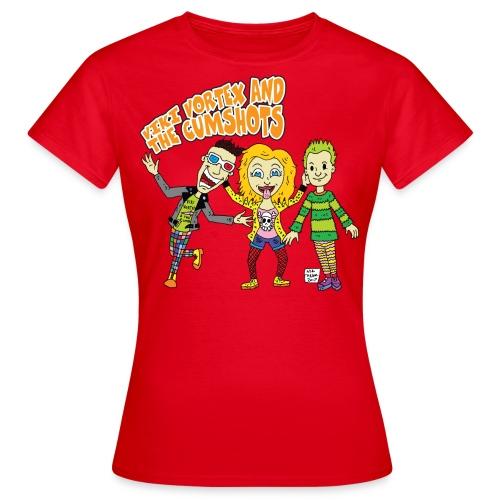 CartoonTee2017 - Women's T-Shirt