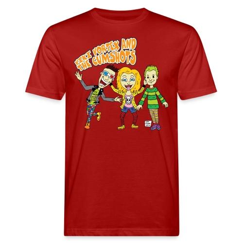 CartoonTee2017 - Men's Organic T-Shirt