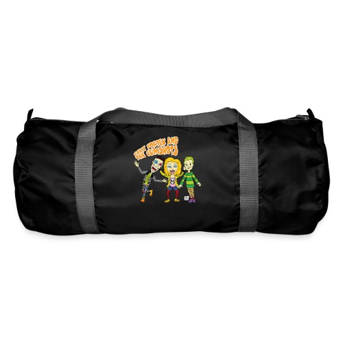 CartoonTee2017 - Duffel Bag