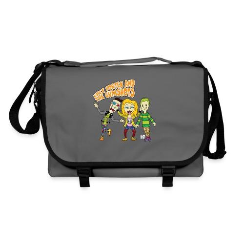 CartoonTee2017 - Shoulder Bag