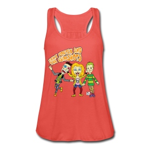 CartoonTee2017 - Women's Tank Top by Bella