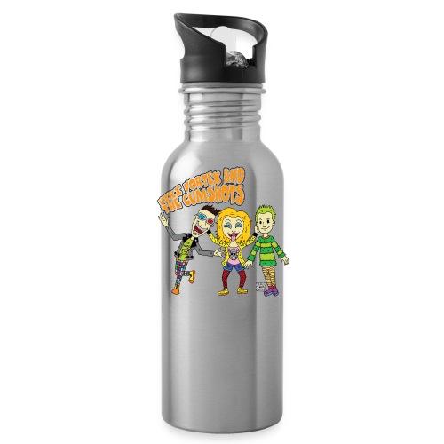 CartoonTee2017 - Water Bottle