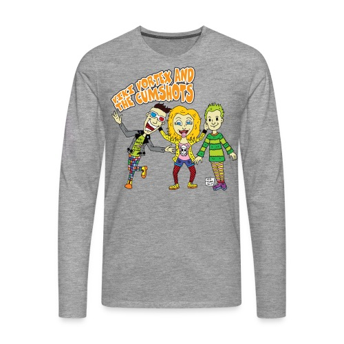 CartoonTee2017 - Men's Premium Longsleeve Shirt