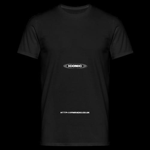 Iconic Cap/Hat - Men's T-Shirt