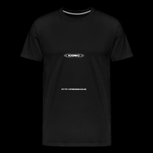 Iconic Cap/Hat - Men's Premium T-Shirt