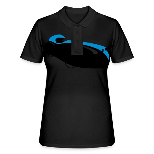 Quattrovelo - Frauen Polo Shirt