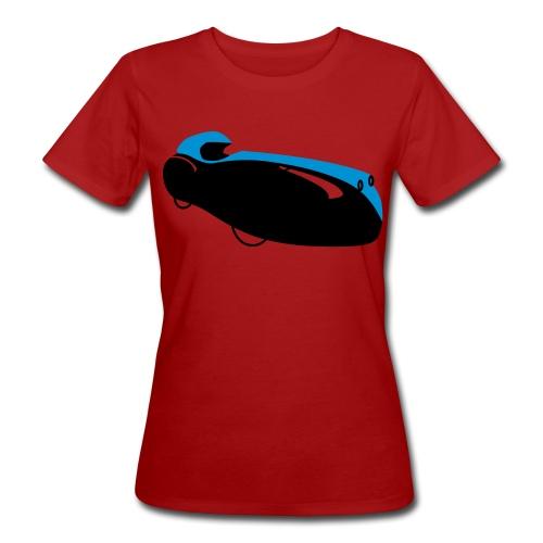 Quattrovelo - Frauen Bio-T-Shirt