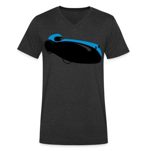 Quattrovelo - Männer Bio-T-Shirt mit V-Ausschnitt von Stanley & Stella