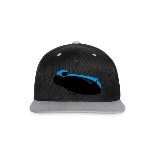 Quattrovelo - Kontrast Snapback Cap