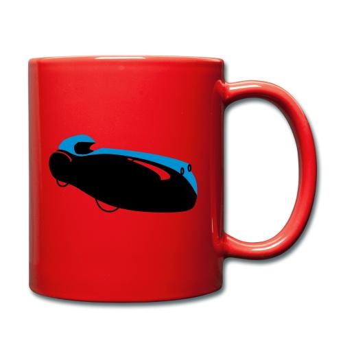 Quattrovelo - Tasse einfarbig