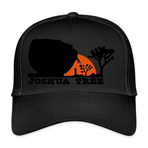 Bouldern in Joshua Tree - Trucker Cap