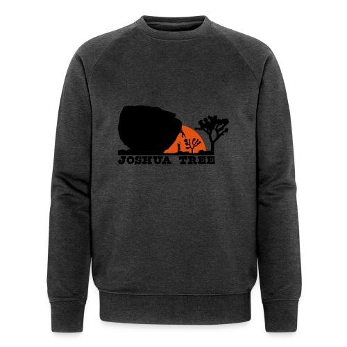 Bouldern in Joshua Tree - Männer Bio-Sweatshirt von Stanley & Stella