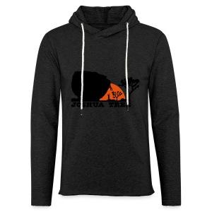 Bouldern in Joshua Tree - Leichtes Kapuzensweatshirt Unisex