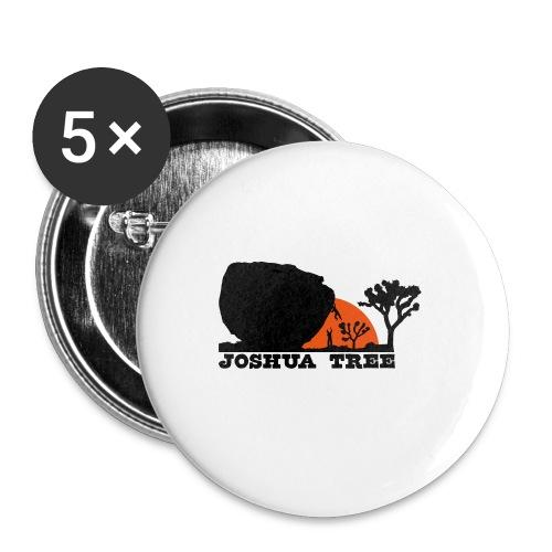 Bouldern in Joshua Tree - Buttons mittel 32 mm