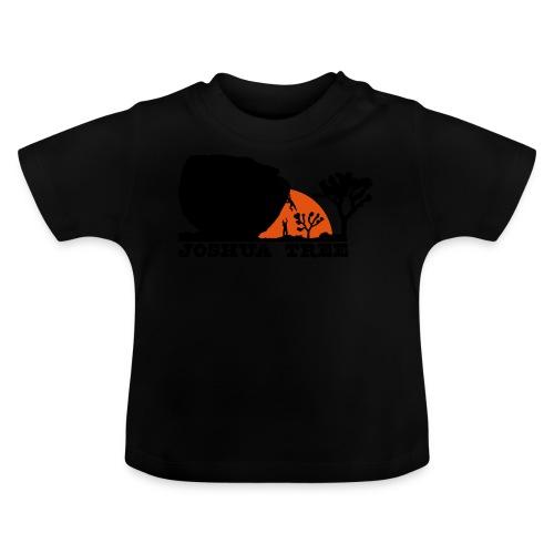 Bouldern in Joshua Tree - Baby T-Shirt