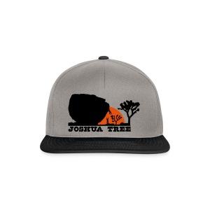 Bouldern in Joshua Tree - Snapback Cap