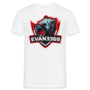 Evan 3369 Grizzly Logo GF - T-shirt Homme