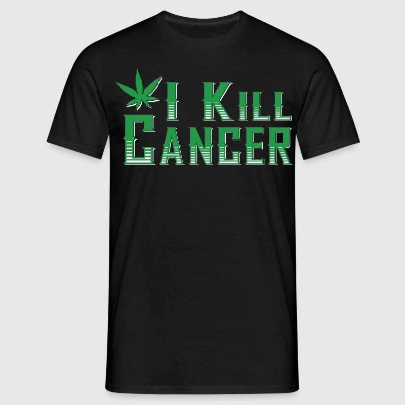 I Kill Cancer T-Shirts - Men's T-Shirt