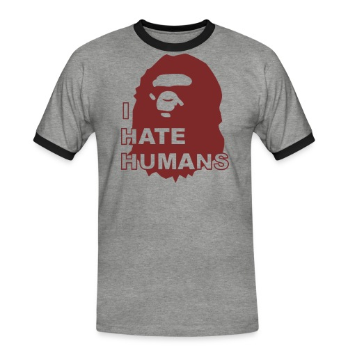 Maglietta Contrast da uomo