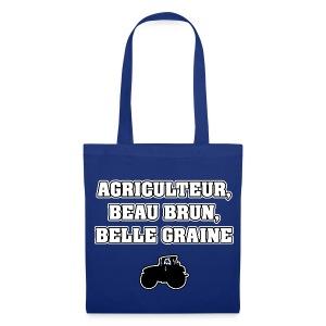 AGRICULTEUR, BEAU BRUN, BELLE GRAINE -JEUX DE MOTS