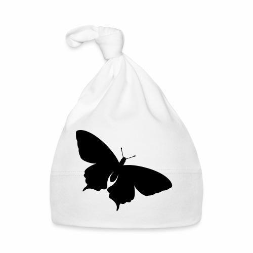 Kleiner Schmetterling - Baby Mütze