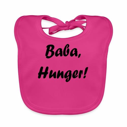 Baba, Hunger! - Baby Bio-Lätzchen