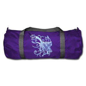 My Patronus is a Cat - Women's fitted tee - Duffel Bag
