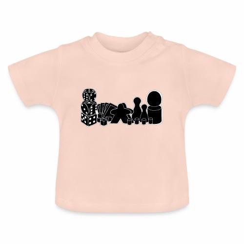 Nach der Spiel ist vor der Spiel - Baby T-Shirt