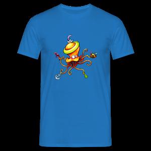 cloth bag octopus - Männer T-Shirt